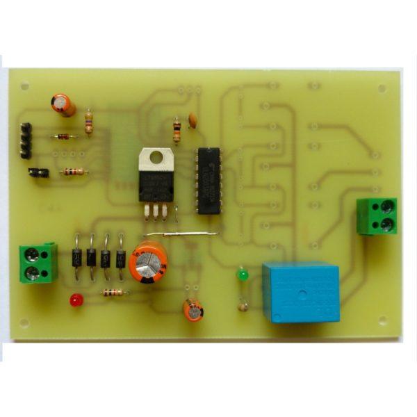 IoT Based Temperature Controller